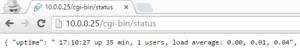 Figure 3 cgi bin status