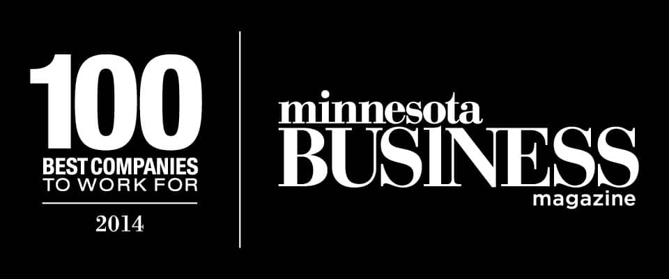 100 Best Companies To Work For 2014 Minnesota Business Magazine