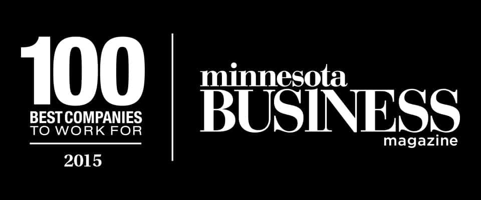 100 Best Companies To Work For 2015 Minnesota Business Magazine