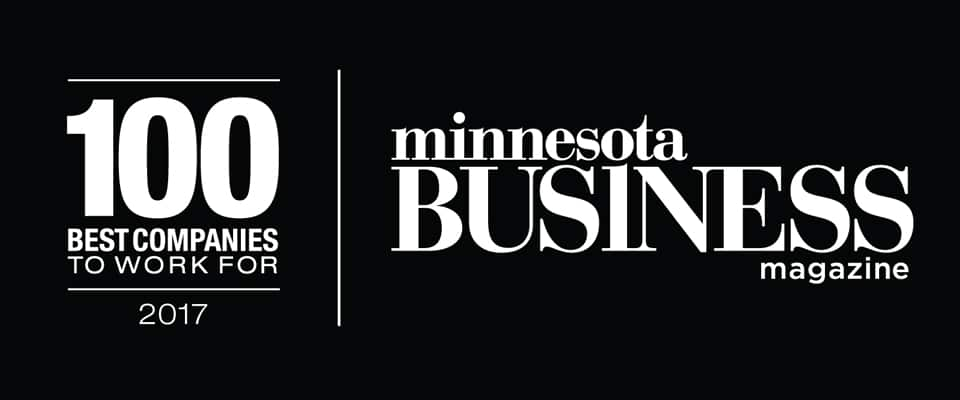 100 Best Companies To Work For 2017 Minnesota Business Magazine