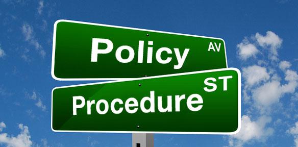Differentiating Between Policies Standards Procedures And