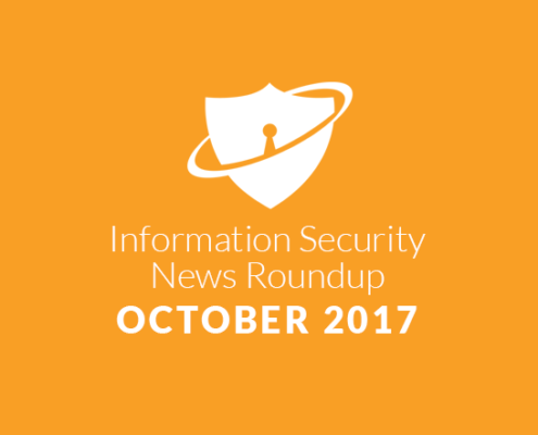 information security news roundup october 2017
