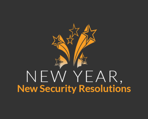 New Year, New Security Resolutions