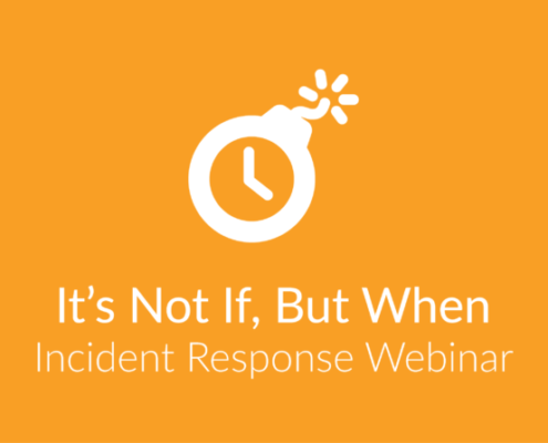 February Incident Response Webinar