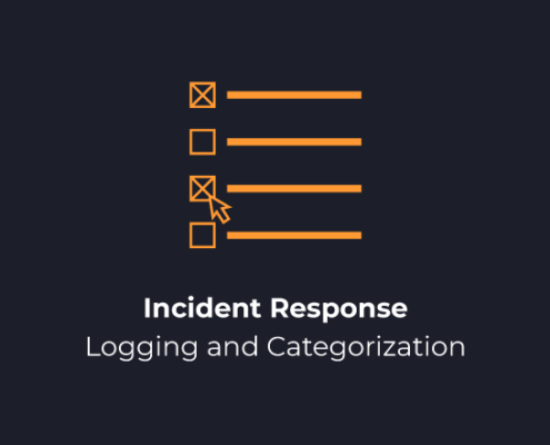 Incident Response Logging and Categorization Tool