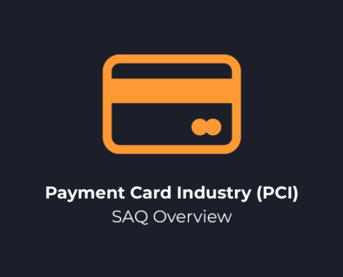 PCI SAQs Overview