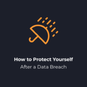 How to Protect Yourself After a Data Breach