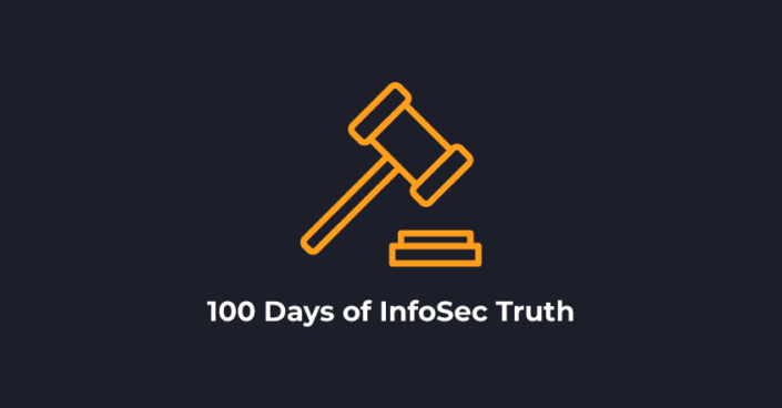 100 Days of InfoSec Truth Blog