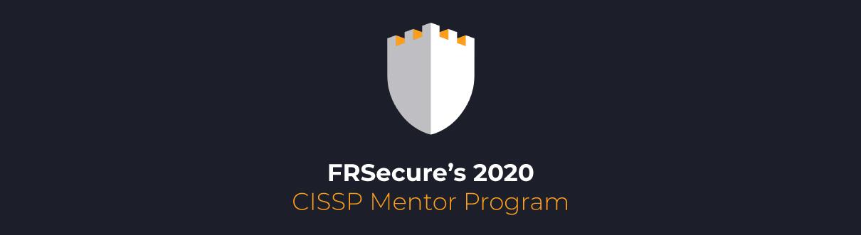 Free CISSP Training Mentor Program