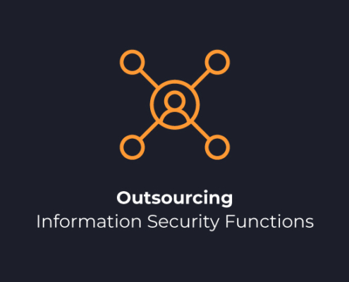 outsourcing infosec functions