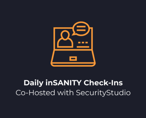 daily insanity check ins
