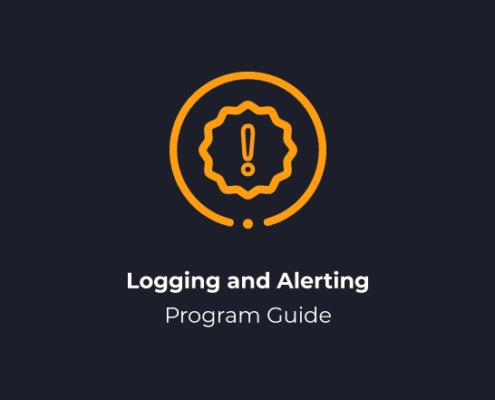 logging and alerting header