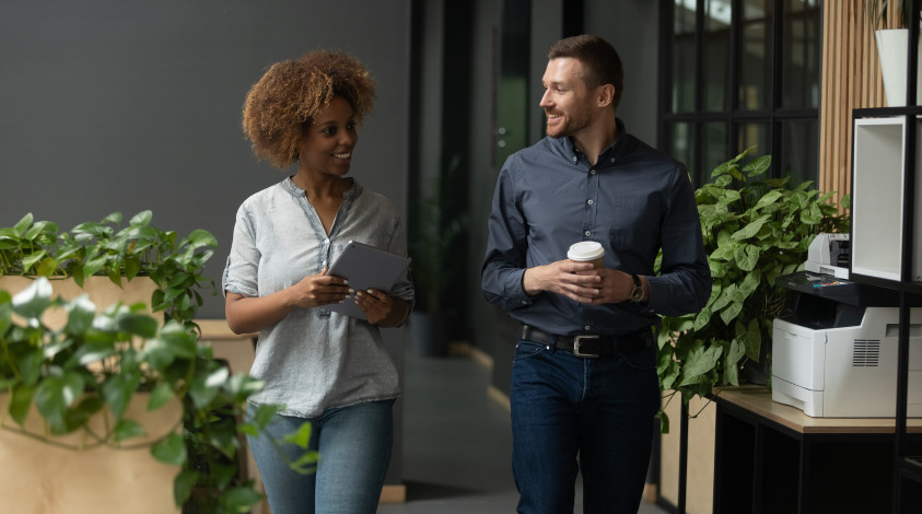 Connecting with Staff on a Personal and Emotional Level