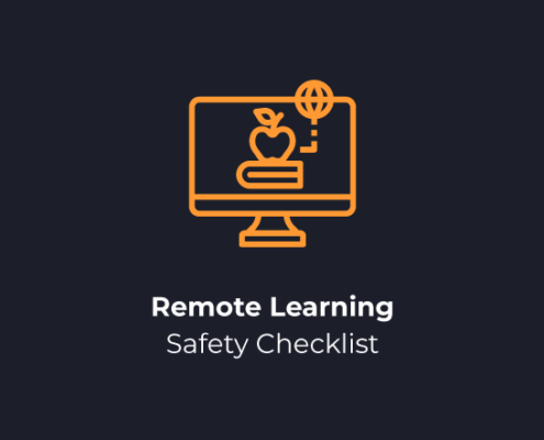 Remote Learning Safety Checklist