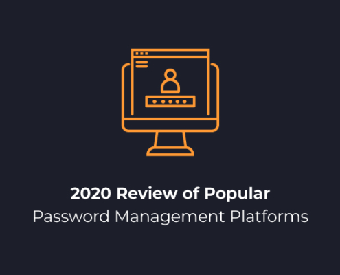 2020 Review of Popular Password Managers