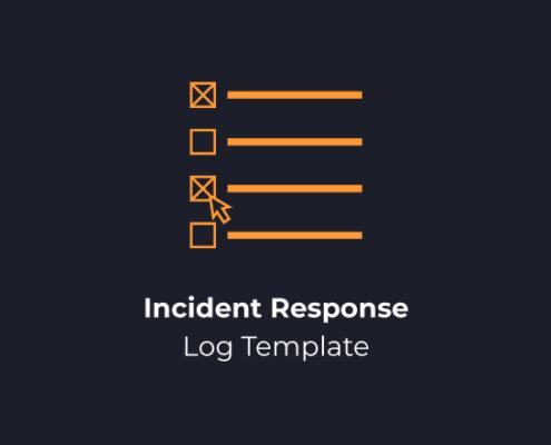 Incident Response Log Template
