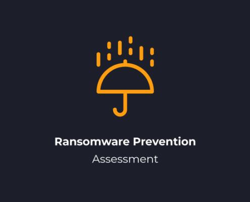 Ransomware Prevention Assessment