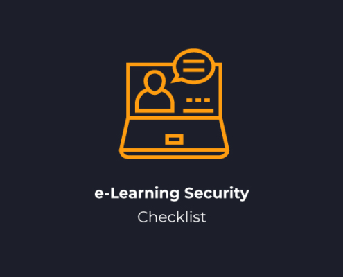 e-Learning Security Checklist