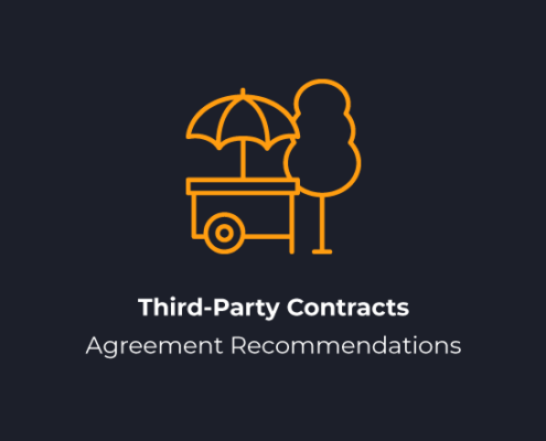 Third Party Contracts Agreement Recommendation