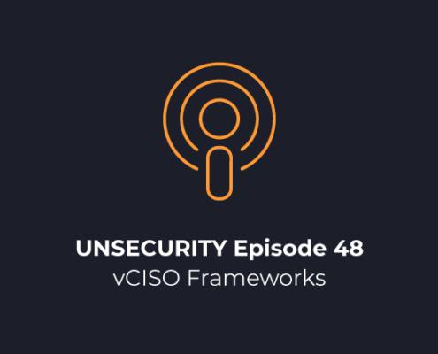 vCISO Frameworks