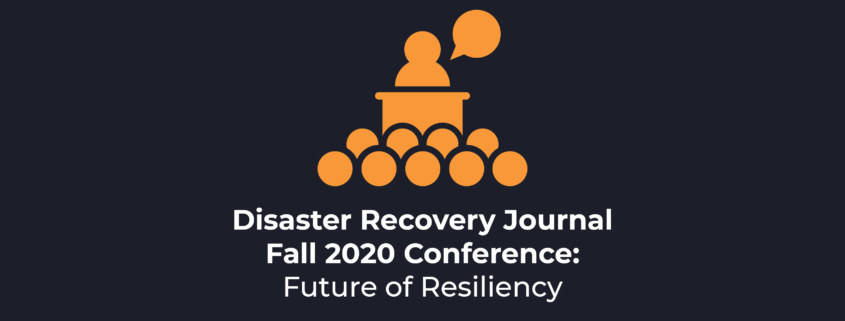 DJR Fall 2020 Conference