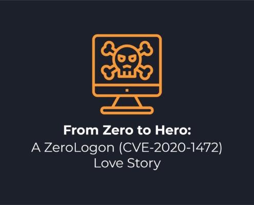 CVE-2020-1472 Zerologon Blog Header