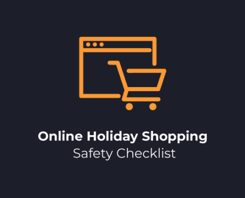 Online Holiday Shopping Safety Checklist