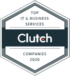 Clutch Top IT & Business Services Company in 2020